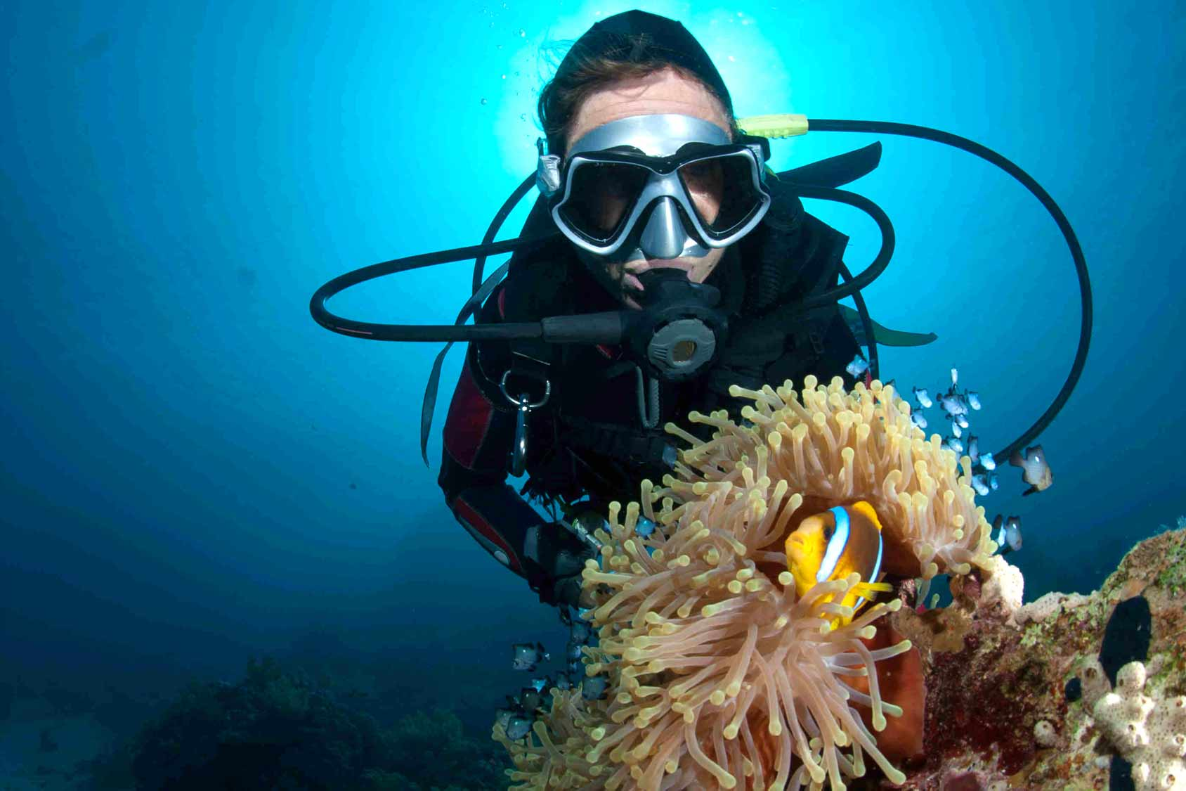 PADI Referral Open Water Course