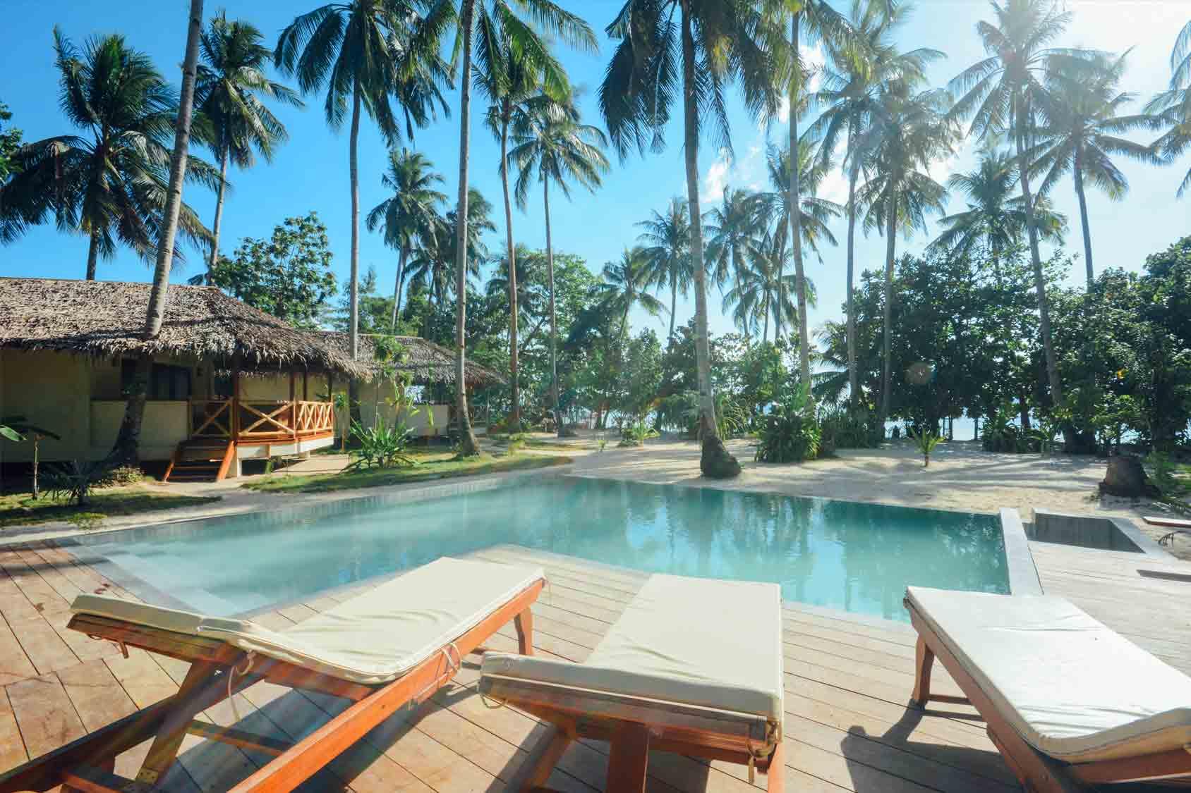 El Nido Resorts Lagen Island  Star Hotel
