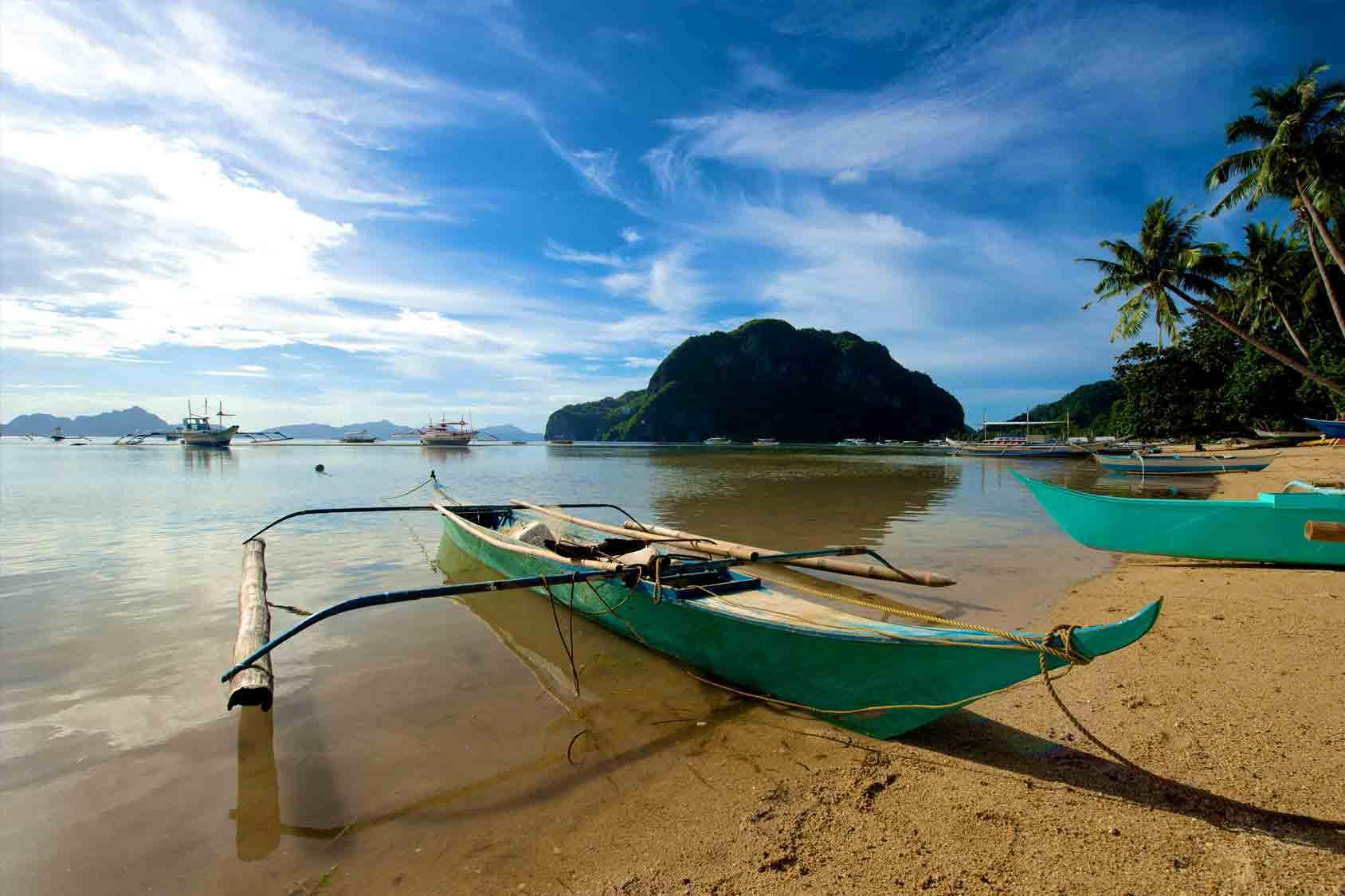 Accommodation in El Nido - Palawan Divers